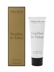 Miller Harris 100Ml Feuilles De Tabac After Shave Balm Transparent