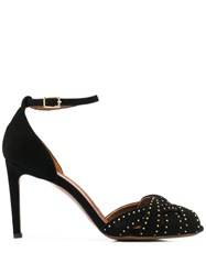 L'autre Chose Studded Open Toe Sandals 60