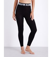 Calvin Klein Retro Leggings 00 Black