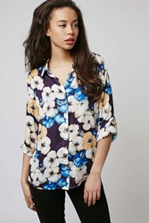 Olivia Floral Blouse By Goldie Yellow