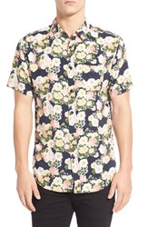 Men's Imperial Motion 'Vacay' Floral Print Short Sleeve Woven Shirt