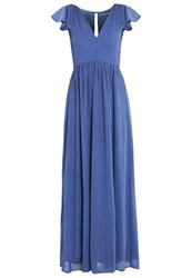 Anna Field Marney Maxi Dress Coastal Fjord Royal Blue
