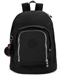 Kipling Hal Expandable Backpack Black