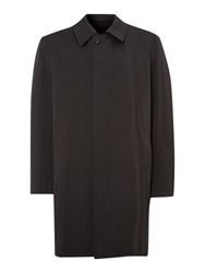 Bugatti Gore Tex Overcoat Black