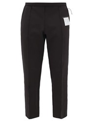 Satisfy Spacer Front Crease Track Pants Black