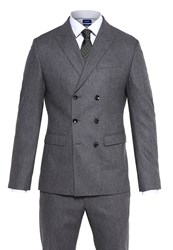 Joop Emersonground Suit Grau Grey