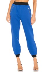 Lovers Friends Hailey Jogger Pant Royal