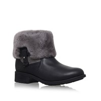 Ugg Chyler Low Heel Ankle Boots Black