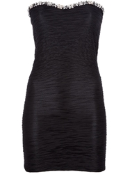 Philipp Plein Strapless Dress Eraldo Farfetch.Com