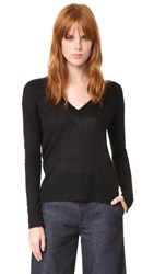 Zadig And Voltaire Happy Cashmere Sweater Noir