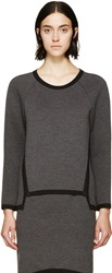 Denis Gagnon Grey Ma Lange Air Marni Top