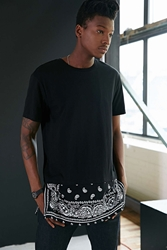 The Narrows Bandana Layer Tee Black