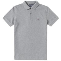 Barbour Warkworth Polo Grey