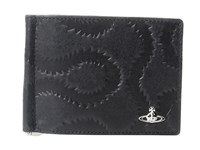 Vivienne Westwood Belfast Wallet W Money Clip Black Wallet Handbags