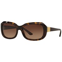Ralph Lauren Ra5209 Gradient Rectangular Sunglasses Tortoise