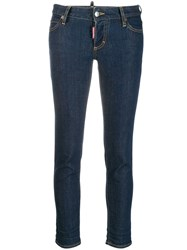 Dsquared2 Classic Skinny Jeans Blue