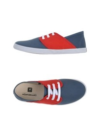 Veja Low Tops And Trainers Dark Blue