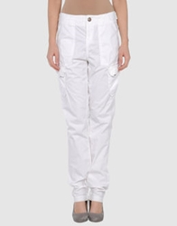 Tommy Hilfiger Denim Casual Pants White