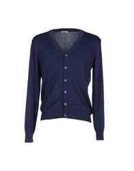 J For James Cardigans Dark Blue