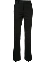 Ck Calvin Klein Poly Tailored Trousers Black
