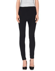 Andrea Morando Trousers Casual Trousers Women Black