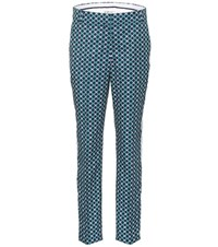 Tory Sport Printed Tech Twill Golf Trousers Multicoloured