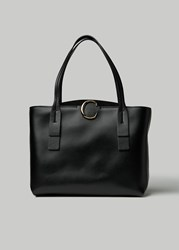 Chloe Tote Bag In Black