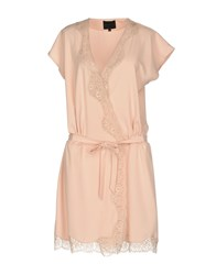 Hotel Particulier Short Dresses Light Pink