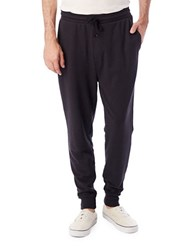 Alternative Apparel Piece Dyed French Terry Blitz Jogger Pants Black