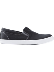 Armani Jeans Classic Slip On Sneakers