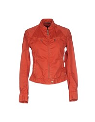 Brema Coats And Jackets Jackets Women Orange