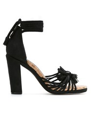Talie Nk Lace Up Sandals Black
