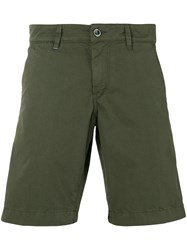 Re Hash Bernini Chino Shorts Blue