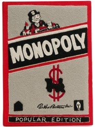 Olympia Le Tan Monopoly Popular Edition Clutch Bag Red