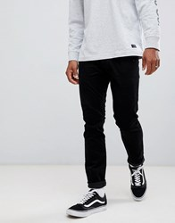 Lee Luke Skinny Jeans Black
