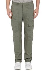 Tim Coppens Men's Twill Cargo Pants Green