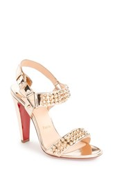 Women's Christian Louboutin 'Bikee Bike' Studded Sandal