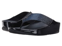 Fitflop Crystall Toe Post Supernavy Women's Sandals