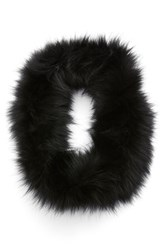 Women's Dena Genuine Fox Fur Cowl Collar