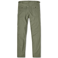 Orslow Slim Fit Us Army Fatigue Pant Green