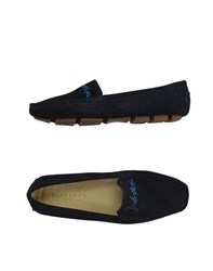 Dibrera By Paolo Zanoli Footwear Moccasins Women Dark Blue