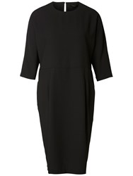Selected Femme Isha Dress Black
