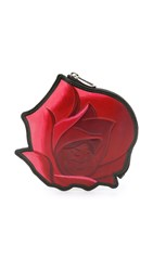 Marc By Marc Jacobs Garden Flower Coin Pouch Singing Rose