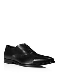 Hugo Boss Highline Oxford Dress Shoes 100 Bloomingdale's Exclusive Black
