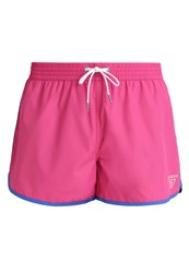 Guess Swimming Shorts Neonpink Neon Pink