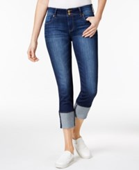 Kut From The Kloth Cameron Cuffed Straight Leg Jeans Supple