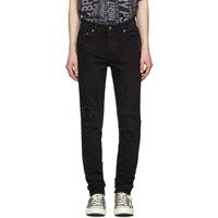 Ksubi Black Chitch Boneyard Jeans