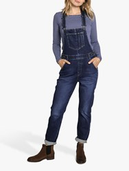 Fat Face Dungarees Blue