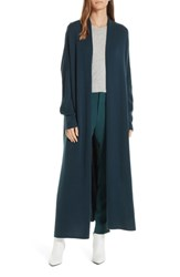 Brochu Walker Orial Wool Cashmere Duster Scuba