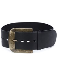Co Leather Belt Brown